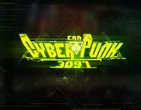 CyberPunk3097-ERA Game Ui DesiGn!