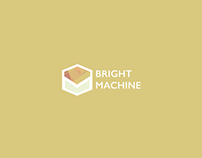 Bright Machine Logo and Identity