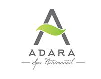 Identidad ADARA Spa Nutrimental
