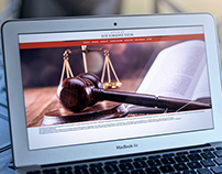 Lawyer Web Page