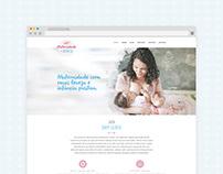 Website • Maternidade e Infância