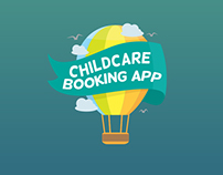 Childcare Booking App