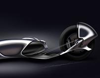 Mercedes Benz autonomous shared car