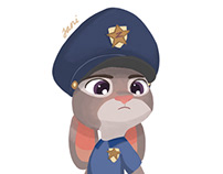 Judy Hopps from Zootopia