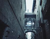 Barcelona // disposable camera