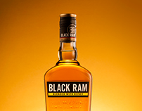 Black Ram whiskey