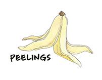 Peelings: An Art Zine