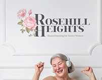 Rosehill Heights Branding