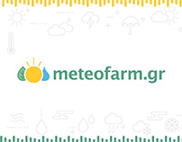 Weather forecast website and facebook page