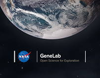 NASA GeneLab - Digital Platform