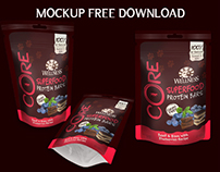 Standing Pouch_Free_Mockup