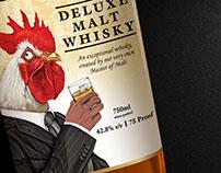Crazy Cock Whisky