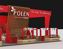 Polen Foot Fair Stand