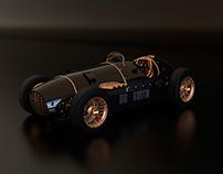 CG 3d - Ferrari 500 F2