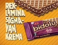 TVC - Eti Bidolu Reklamına Sığmayan Krema