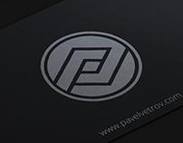PAVEL VETROV — Logo & Branding