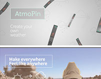 AtmoPin | Create your own Weather