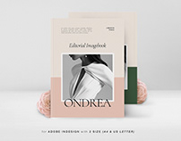 Ondrea Editorial Imagebook