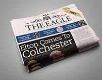 The Eagle Newspaper