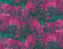 Textured Fans Textile Design