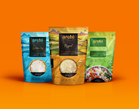 Rice Product Packaging
