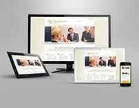 Izrada web stranice za osiguravajuću kuću