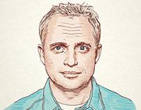 Karol Adamczyk - portraits