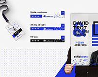 sofiabeats | Music Festival Branding Concept