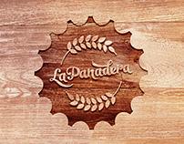 La Panadera brand identity // diseño de marca
