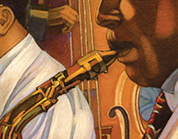 """Senso Jazz"" / 2008"