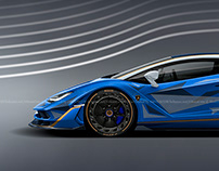 Lamborghini Centenario SVJ