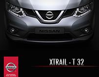 Nissan Xtrail Leaflet (concept)