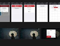 Fine Art Studio Online UX/UI Project