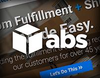 A Better Shipper Web + Logo Design
