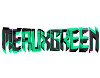 Logo Identity MEAUXGREEN
