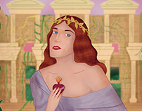 Dream Gigs Illustrated - Florence and the Machine
