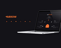 Arrow -  Creative & Corporate Website