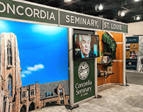 Concordia Seminary 2016 LCMS Convention exhibit
