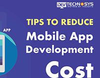 How can you reduce your mobile app development cost?