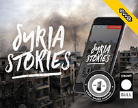 Syria Stories - A mobile snap series