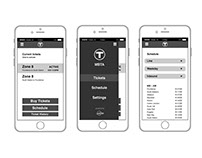 MBTA Commuter Rail App Redesign Project