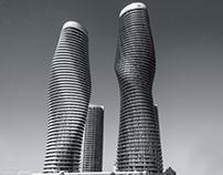 Architectural artwork ...