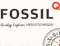 Fossil Q - Timeless Fashion. Limitless Technology.