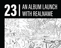 Realname - 23 | Album Launch