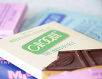 CROQUE : CHOCOLATE PACKAGING