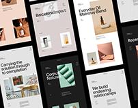 BarcelonaImpact — Branding & Design Studio