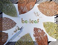 Be.leaf 如叶