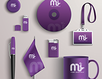 Mall Istanbul Branding Package