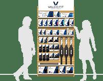 Valeo Fitness Product & Packaging Development
