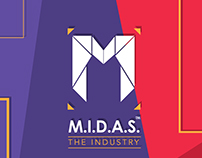 Cover Design Midas
